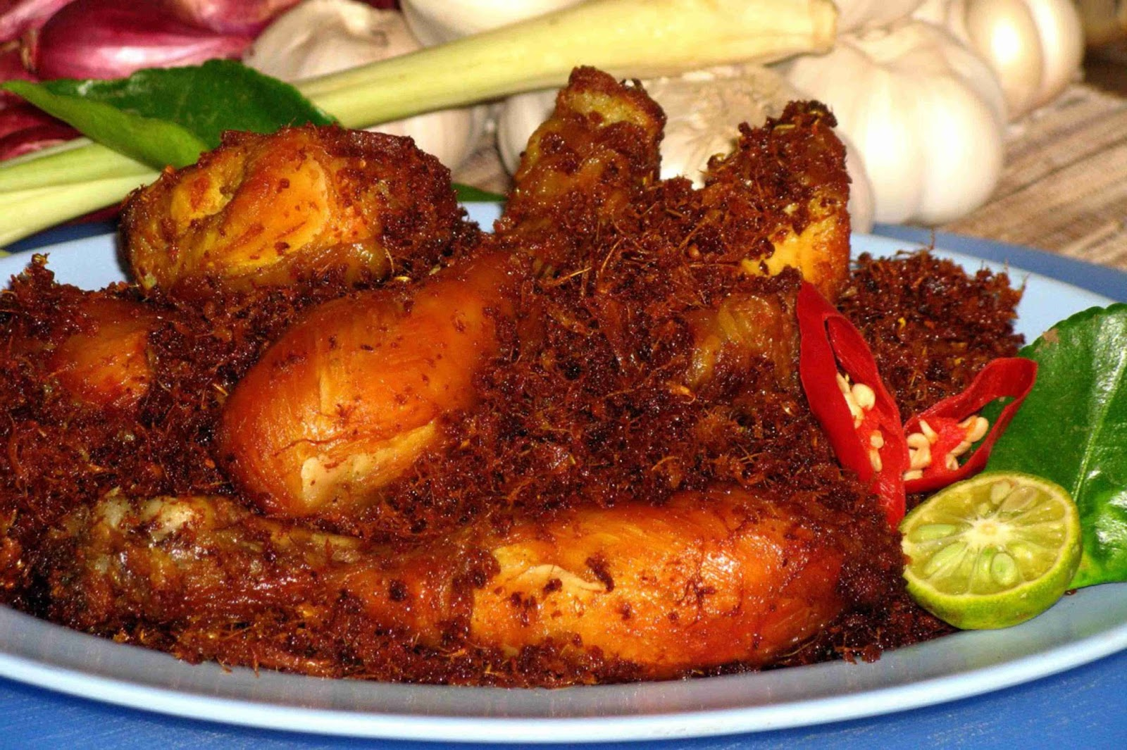 resep ayam bakar jahe soalan Resepi Nasi Uduk Betawi Asli Enak dan Mudah